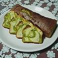 Pound_cake__green_tea